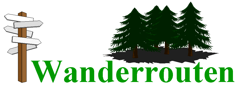 Wanderrouten